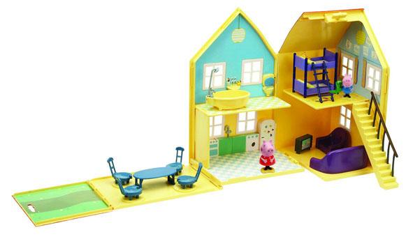 Игровой набор Домик Пеппы домик для кошки купить недорого в спб