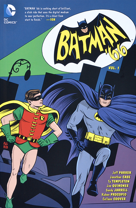 Batman '66: Volume 1 batman 66 volume 4