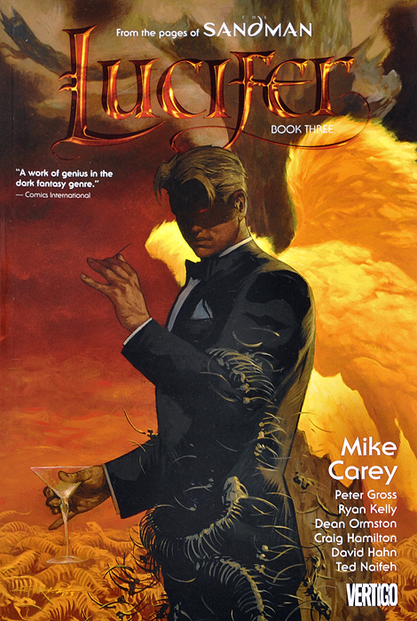 Lucifer: Book 3 between heaven and hell