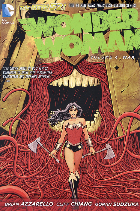 Wonder Woman: Volume 4: War new lone wolf and cub volume 11