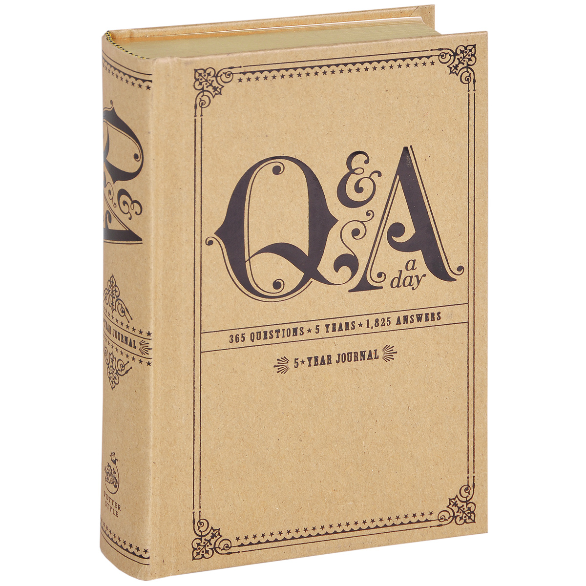 Q & A a Day: 5-Year Journal: 365 Questions: 1825 Answers who thought this was a good idea and other questions you should have answers to when you work in the white house