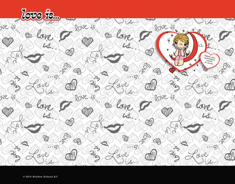 Подкладка на стол ACTION! LOVE IS, ПВХ с заварным рисунком, А4+LI-ST4Подкладка настольная. Выполнена из ПВХ. Формат А4+. Лицензия Лицензия LOVE IS Особенности: Формат А4+