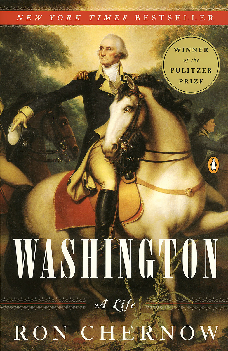 Washington: A Life chris wormell george and the dragon