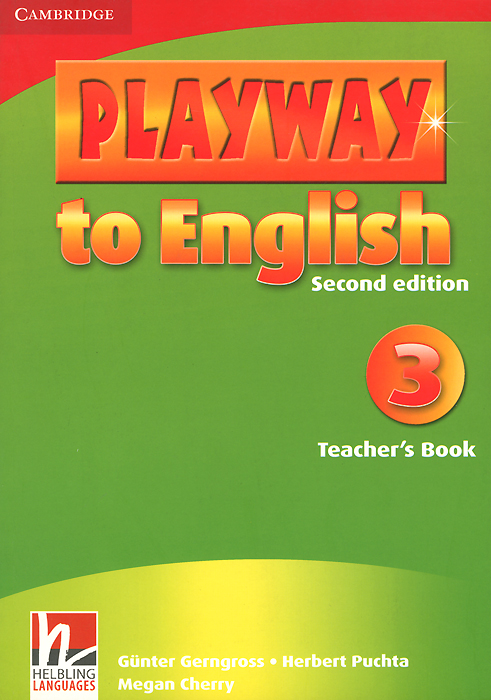 Playway to English 3: Teacher's Book gerngross g playway to english 1 activity book cd 2 ed