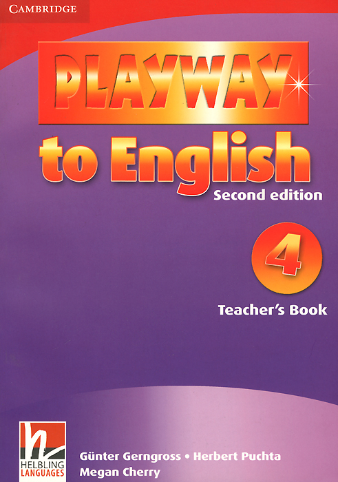 Playway to English 4: Teacher's Book playway to english level 4 activity book with cd rom