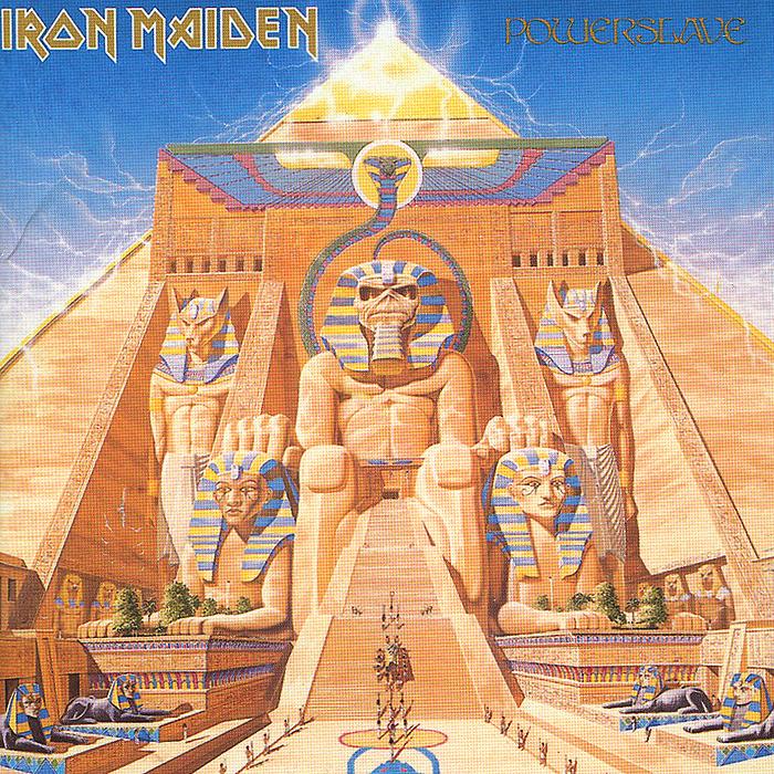 Iron Maiden Iron Maiden. Powerslave (ECD) iron maiden iron maiden the final frontier