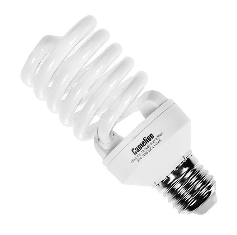 Camelion CF30-AS-T2/827/E27 энергосберегающая лампа, 30Вт купить б у panasonic cf 30