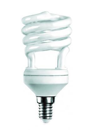 Camelion CF13-AS-T2/842/E14 энергосберегающая лампа, 13ВтCF13-AS-T2/842/E14Энергосберегающая лампа 13Вт Camelion CF13-AS-M/842/E14, 9952 предназначена для освещения жилых/нежилых и офисных помещений. Дает ровный яркий свет, который не напрягает глаза и не оказывает негативного влияния на здоровье. Лампа работает в интервале температур от -250 С до +400 С и прослужит в течение 8000 часов. Может использоваться в бра, лампах, торшерах, которые предназначены для декоративного оформления.