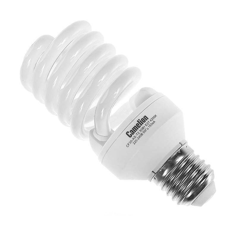 Camelion CF30-AS-T2/842/E27 энергосберегающая лампа, 30Вт