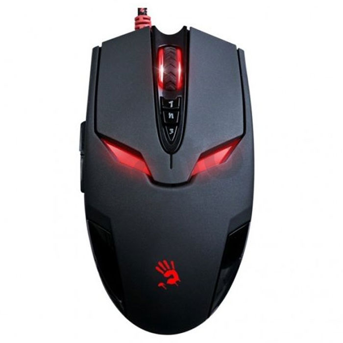 A4Tech Bloody V4M, Black игровая мышь