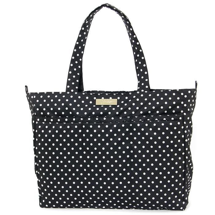 Ju-Ju-Be Сумка для мамы Super Be The Dutchess цвет черный белый сумка для мамы ju ju be be light providence