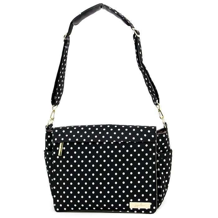 Сумка для мамы Ju-Ju-Be Better Be Legacy. The Dutchess, цвет: черный, белый ju ju be сумка для мамы super be black petals