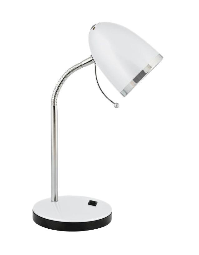 Настольный светильник Camelion KD-308 (C01), White цена и фото