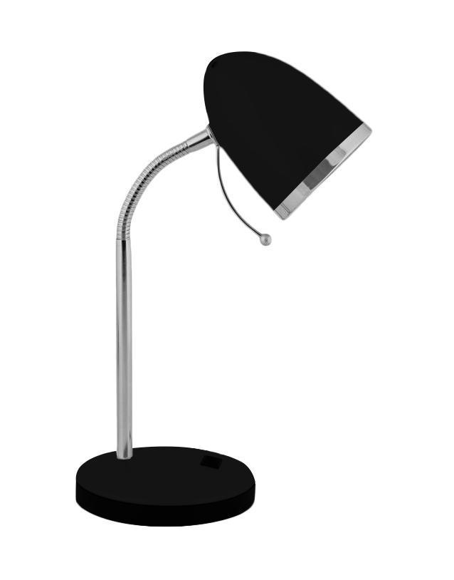 Настольный светильник Camelion KD-308 (C02), Black светильник настольный camelion kd 786 c05 зелёный led 5 вт 4000к