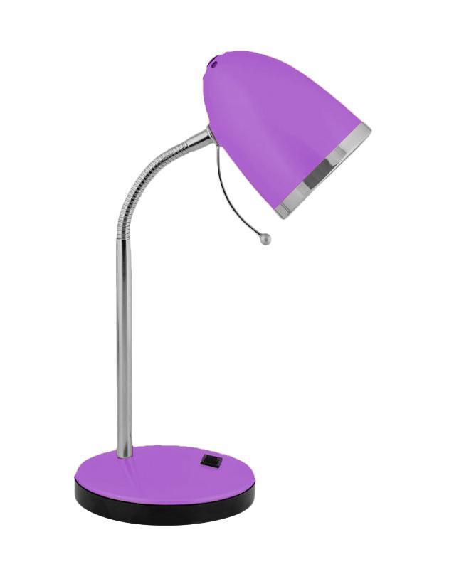 Настольный светильник Camelion KD-308 (C12), Violet11481