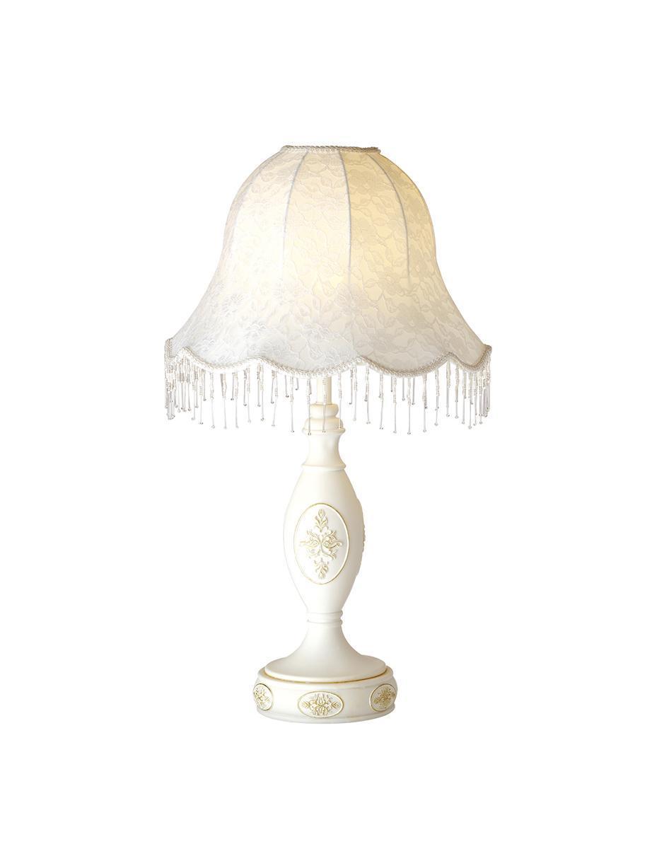 Настольный светильник ST-Luce ST-Luce SL250.504.01SL250.504.01Белый матовый, E27 1*60W 220V/50Hz