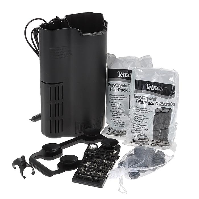 Фильтр внутренний для аквариумов Tetra EasyCrystal Filter Box 300, 40-60 л запчасть tetra крепление для внутреннего фильтра easycrystal 250