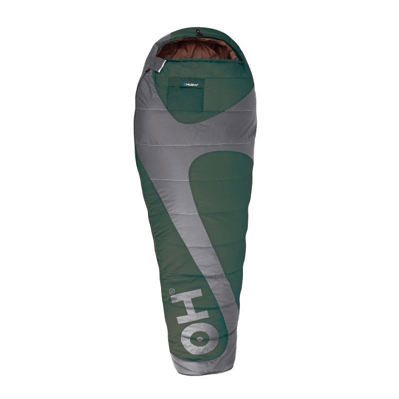 Спальный мешок Husky Magnum, правосторонняя молния, цвет: зеленыйУТ-000051262Спальный мешок Husky Magnum- самый теплый спальный мешок в серииHusky Outdoor для универсального использования с весны до зимы. В качестве утеплителя использован Hollowfibre - полиэстер с четырьмя каналами с максимальной пушистостью (LOFT), который не поглощает никакой влажности. Внешний материалс водонепроницаемым слоем поможет справиться с любой непогодой. В комплект входит компрессионный мешок. Наружный материал: 70D 190T Nylon Taffeta.Внутренний материал: Soft Nylon.Утеплитель: волокно Hollowfibre 2 слоя по 200 g/m2.