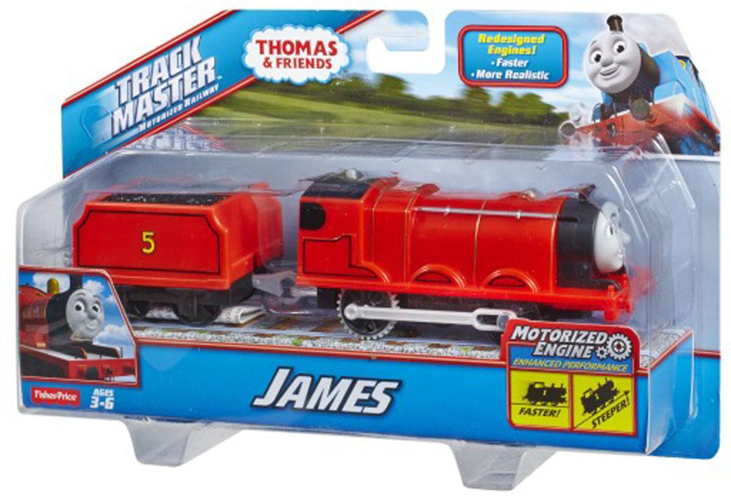 """Thomas&Friends Базовый паровозик """"Джеймс"""", цвет: красный, Thomas & Friends"""