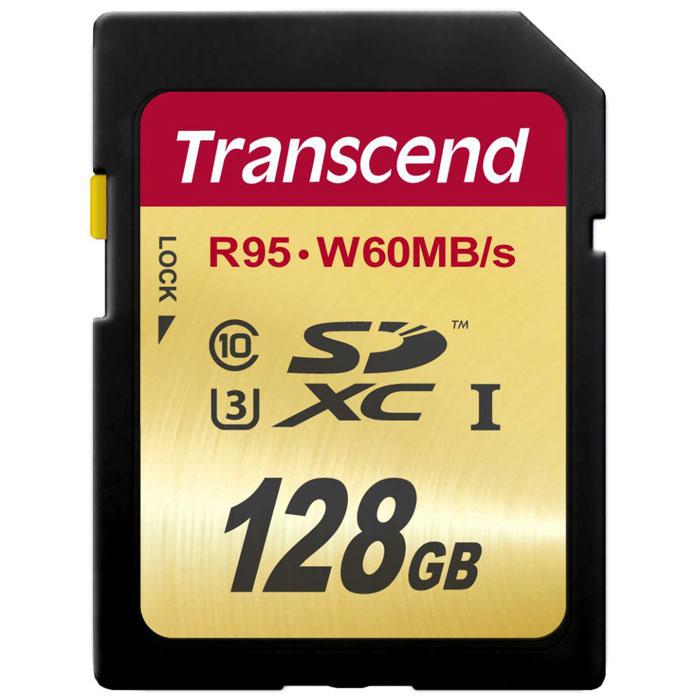 Transcend SDXC Class 10 UHS-I U3 128GB карта памятиTS128GSDU3Карты памяти Transcend SDXC UHS-I Speed Class 3 (U3) способны с легкостью справиться с потоками данных, генерируемыми цифровыми камерами, совместимыми со стандартом UHS-I. Благодаря рекордным скоростям чтения и записи, которые достигают 95 и 60 МБ/с, соответственно, они позволяют записывать видео сверхвысокого разрешения 4K и существенно сэкономить время, требуемое на переписывание видео на компьютер. Встроенная технология ECC позволяет обнаруживать и исправлять ошибки при передаче данных.Эксклюзивная программа RecoveRx обеспечивает надежное восстановление удаленных и утраченных данных с портативных носителей.Внимание: перед оформлением заказа, убедитесь в поддержке вашим электронным устройством карт памяти данного объема.