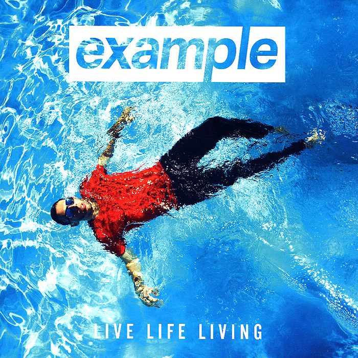 Example. Live Life Living