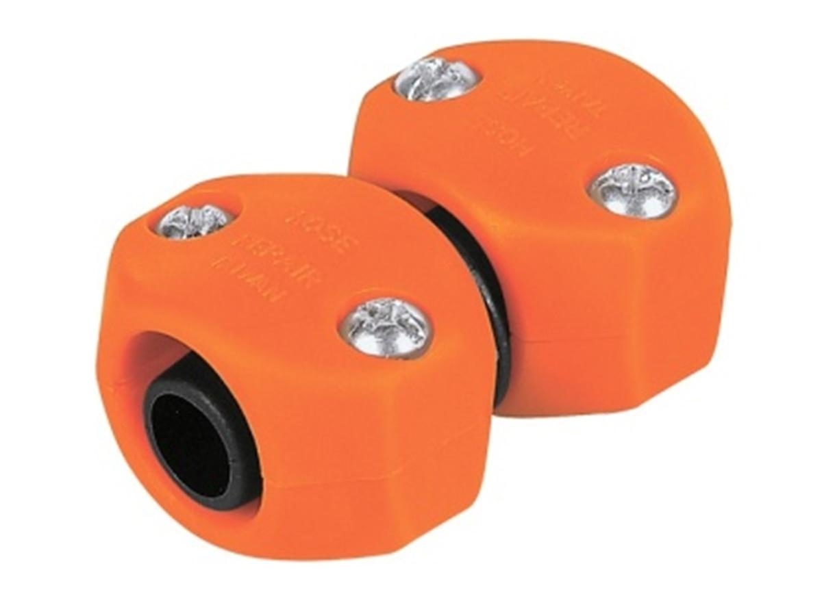 Коннектор ремонтный для шланга Truper, пластиковый, папа-мама, 5/8-3/4 ручка телескопическая mg tr 82f truper 16012