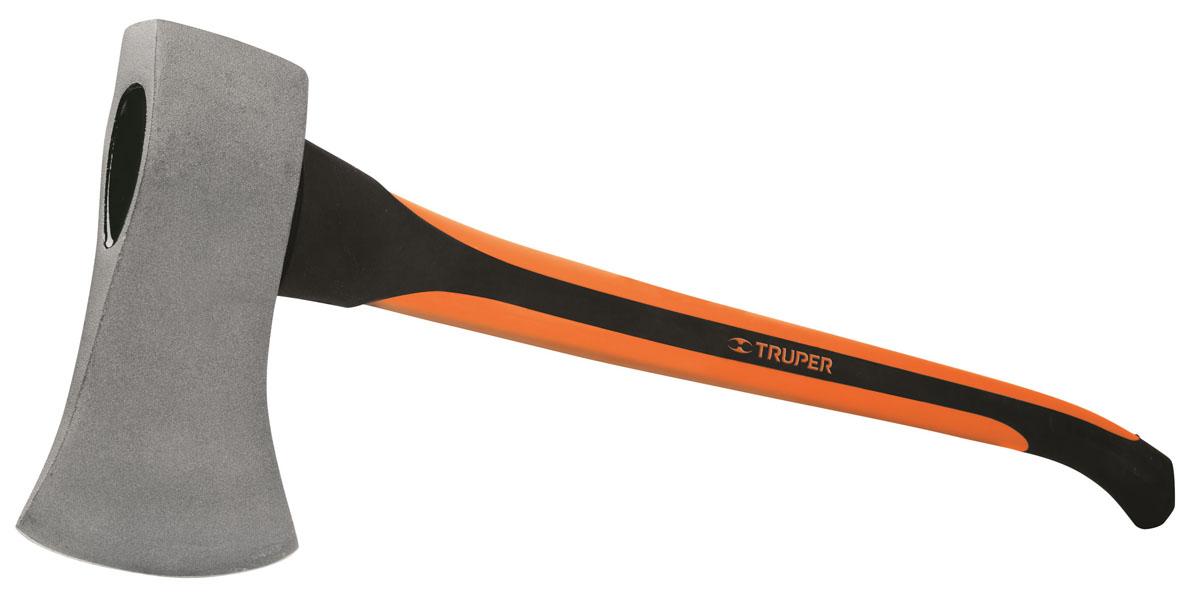 Топор Truper, с фибергласовой ручкой, 1500 г ороситель водяной спринклерный truper ротационный с 3 разбрызгивателями