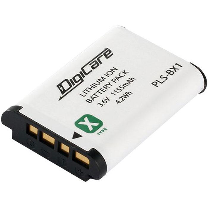 DigiCare PLS-BX1 аккумулятор для SonyPLS-BX1DigiCare PLS-BX1 - надежная и легкая аккумуляторная батарея для вашей фотокамеры. Она заменяеторигинальные аккумуляторы для линейки продуктов от Sony. Данная модель отличается быстрым процессомзарядки и продолжительным временем автономной работы.