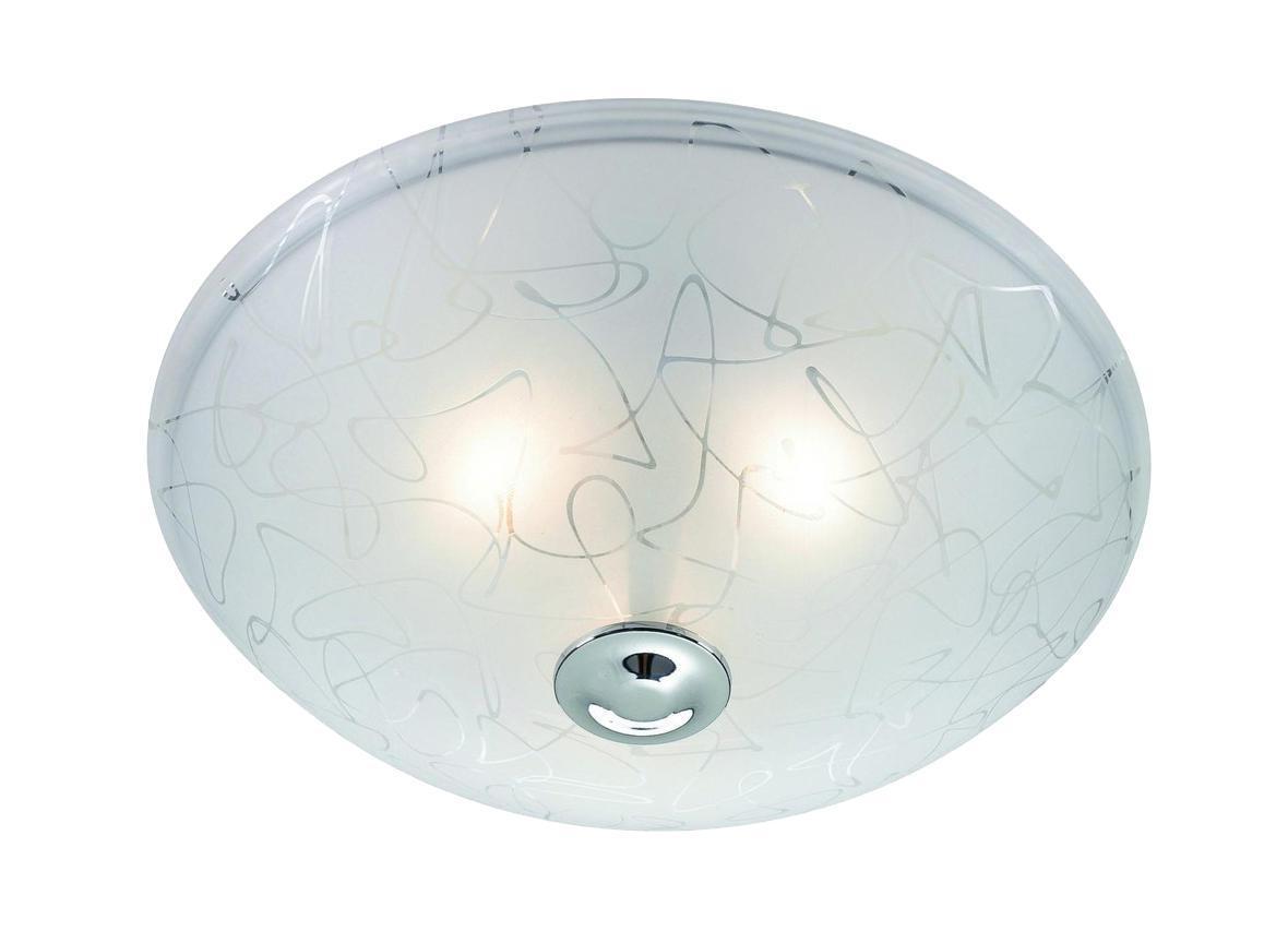 Настенно-потолочный светильник MarkSLojd VANGA 103020103020103020 Светильник настенно-потолочный, VANGA, хром-матовый, E14 3*40WW