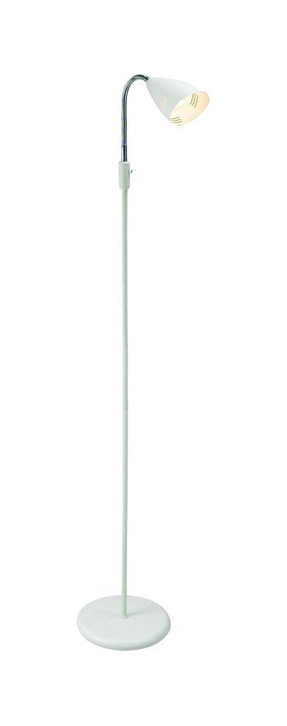 Напольный светильник MarkSLojd VEJLE 197212197212197212 Торшер, VEJLE, белый, E14 1*40WW