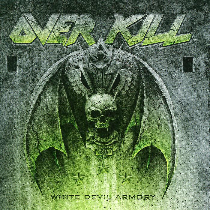 Overkill Over Kill. White Devil Armory емкости неполимерные regent inox банка для сыпучих продуктов