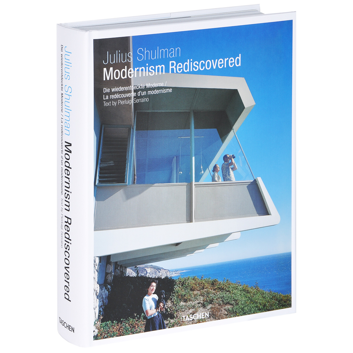 Julius Shulman: Modernism Rediscovered modernism