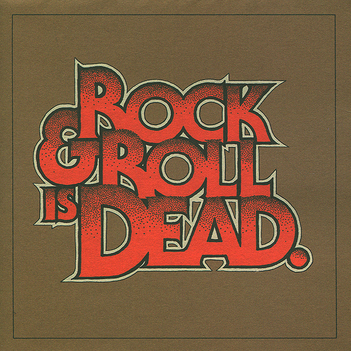 Hellacopters The Hellacopters. Rock & Roll Is Dead jd mcpherson jd mcpherson let the good times roll