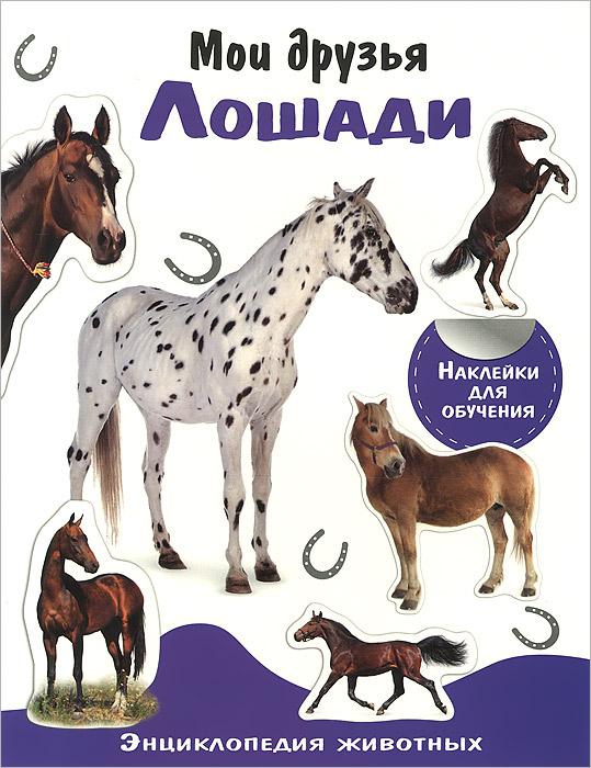 Мои друзья - лошади (+ наклейки) футболка классическая printio я покажу тебе мир