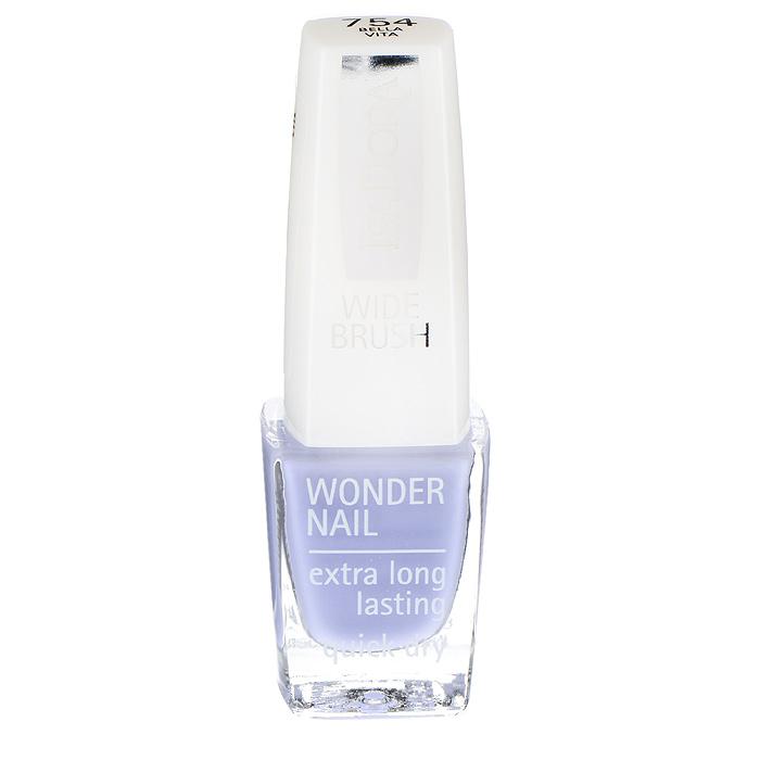 Isa Dora Лак для ногтей Wonder Nail, тон №754 Bella Vita, 6 мл лак для ногтей skinfood nail vita top coat 10 мл