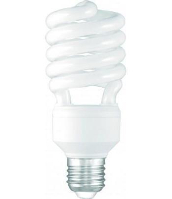 Camelion LH30-AS-M/842/E27 энергосберегающая лампа, 30ВтLH30-AS-M/842/E27Энергосберегающая лампа 30Вт Camelion LH30-AS-M/842/E27, 7980 подойдет для освещения больших по площади жилых/нежилых, офисных помещений. Мощность энергосберегающей лампы в 30 Вт эквивалентна мощности обычной лампы в 150 Вт. Ровный яркий свет не оказывает негативного влияния на зрение и равномерно распределяется по спирали. Даже во время долгого рабочего процесса происходит низкое тепловыделение. Взаимозаменяема со всеми лампами, чей цоколь стандартного размера. Срок службы - 10000 часов.