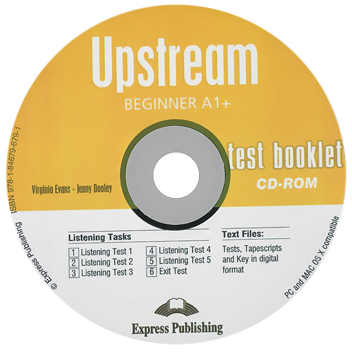 Upstream Beginner A1+. Test Booklet туника evans evans ev006ewock36