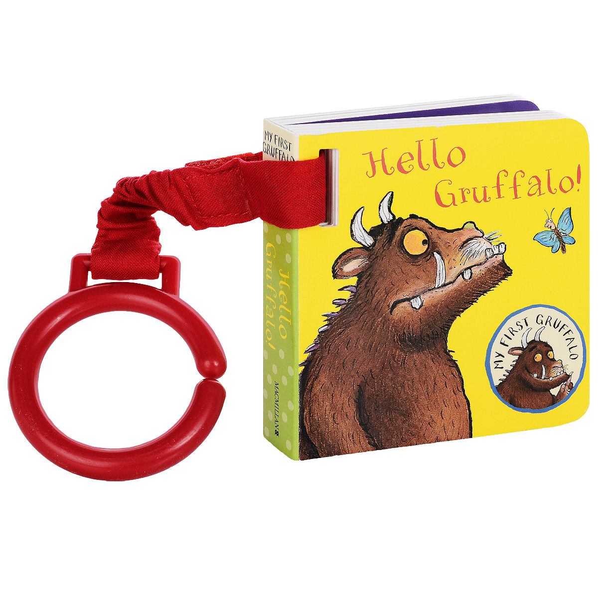 Hello Gruffalo! гусарова н ред суперраскраска герои любимых мультфильмов