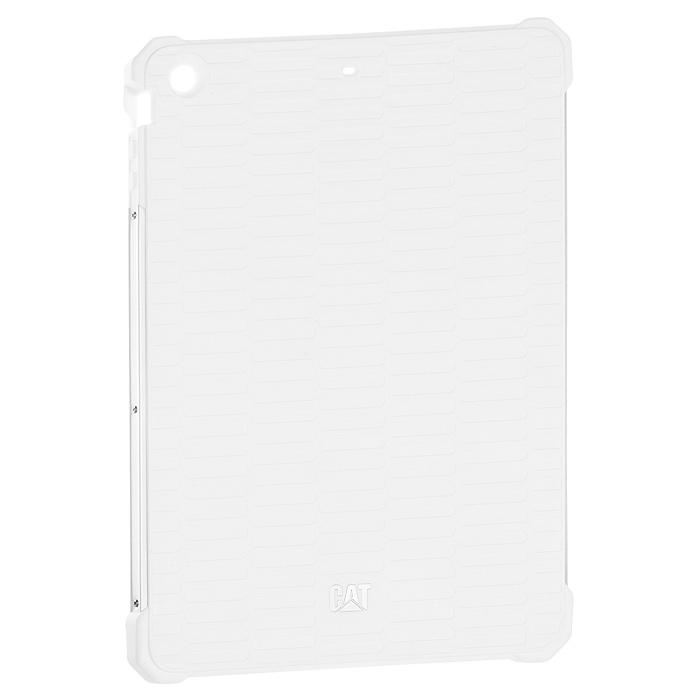 Caterpillar Active Urban чехол для iPad Air, WhiteCUCA-WHSI-IPA-0C3Особо прочный чехол Caterpillar Active Urban для iPad Air, изготовленный из ударопрочного материала SAIF с боковыми вставками из анодированного металла, обеспечивает надежную защиту вашего планшета. SAIF - активный материал, отличающийся повышенной эффективностью при поглощении ударов и защите от ударных воздействий! Ударопрочный чехол поможет защитить ваш планшет при падении с высоты до 1,2 метра. Чехол изготовлен из материала SAIF, который используется для производства средств индивидуальной защиты мотоциклистов. Линейка особо прочных чехлов для планшетов Active отвечает требованиям современного стремительного ритма жизни, подтверждая репутацию компании Caterpillar как поставщика надежных и высококачественных изделий.