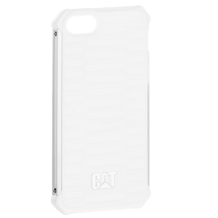 все цены на  Caterpillar Active Urban чехол для iPhone 5/5s, White  онлайн