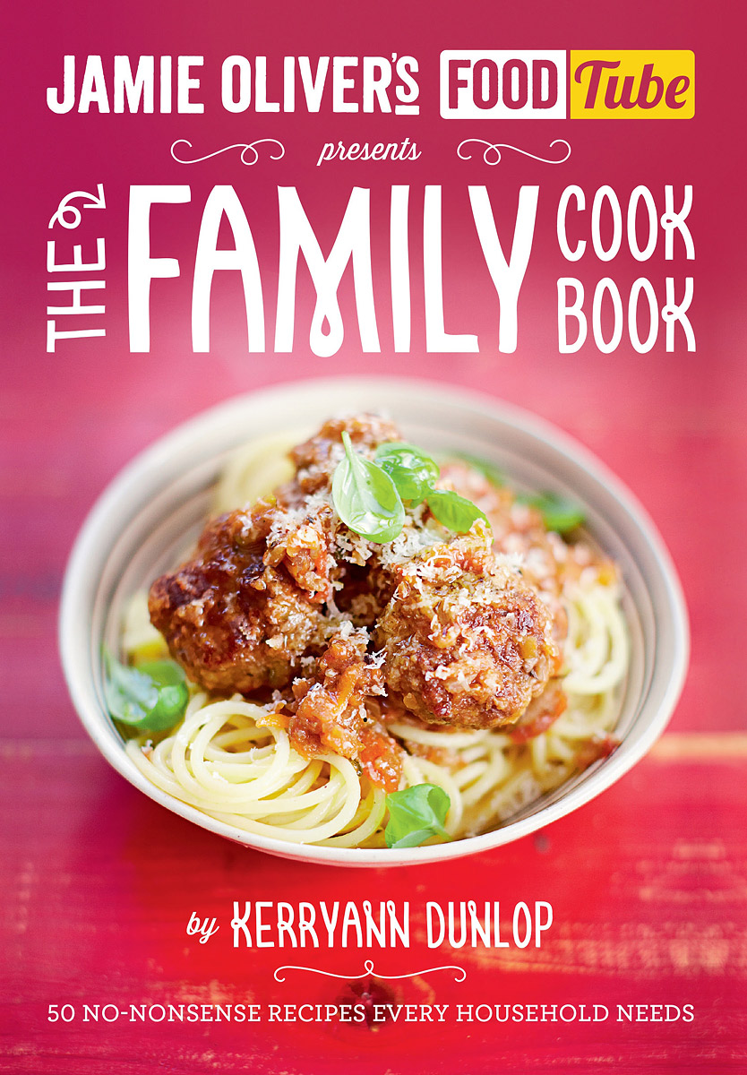 The Family Cookbook jamie oliver the return of the naked chef
