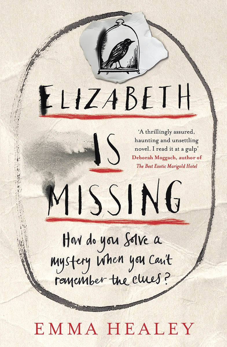 Elizabeth is Missing lucy maud montgomery anne of green gables