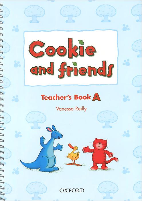 Cookie and Friends A: Teacher's Book пальто alix story alix story mp002xw13vur
