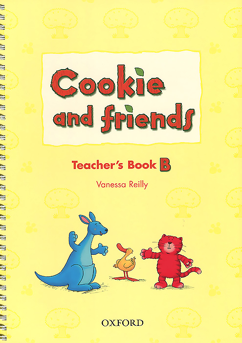 Cookie and Friends B: Teacher's Book пальто alix story alix story mp002xw13vuo