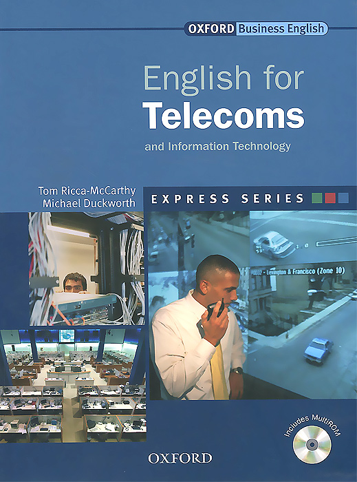 English for Telecoms and Information Technology (+ CD-ROM)