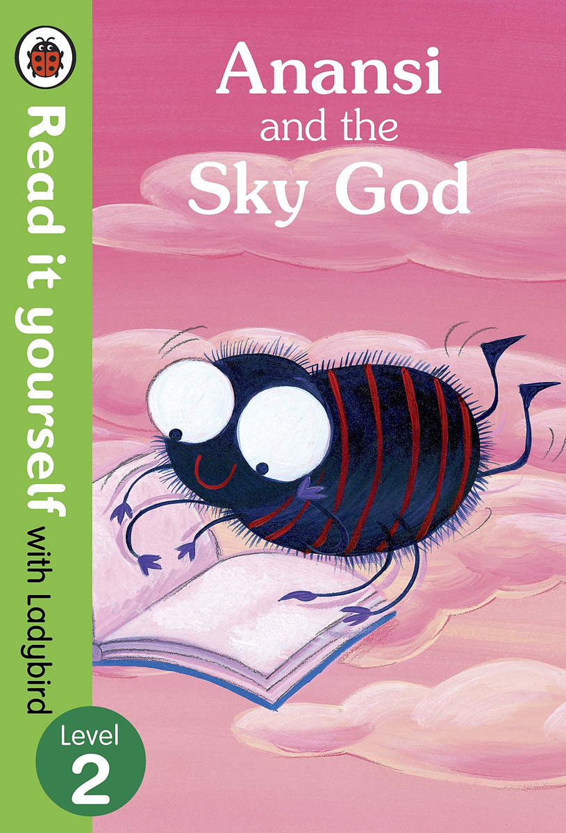 Anansi and the Sky God anansi helps a friend level 1