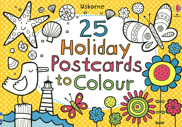 25 Postcards to Colour on Holiday 30pcs in one postcard take a walk on the go dubai arab emirates christmas postcards greeting birthday message cards 10 2x14 2cm