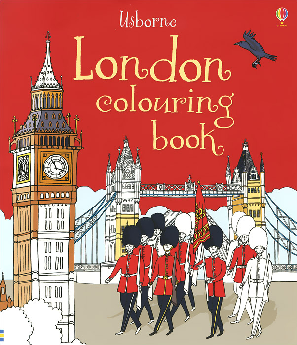 London Сolouring Book the colouring book of cards and envelopes – unicorns and rainbows