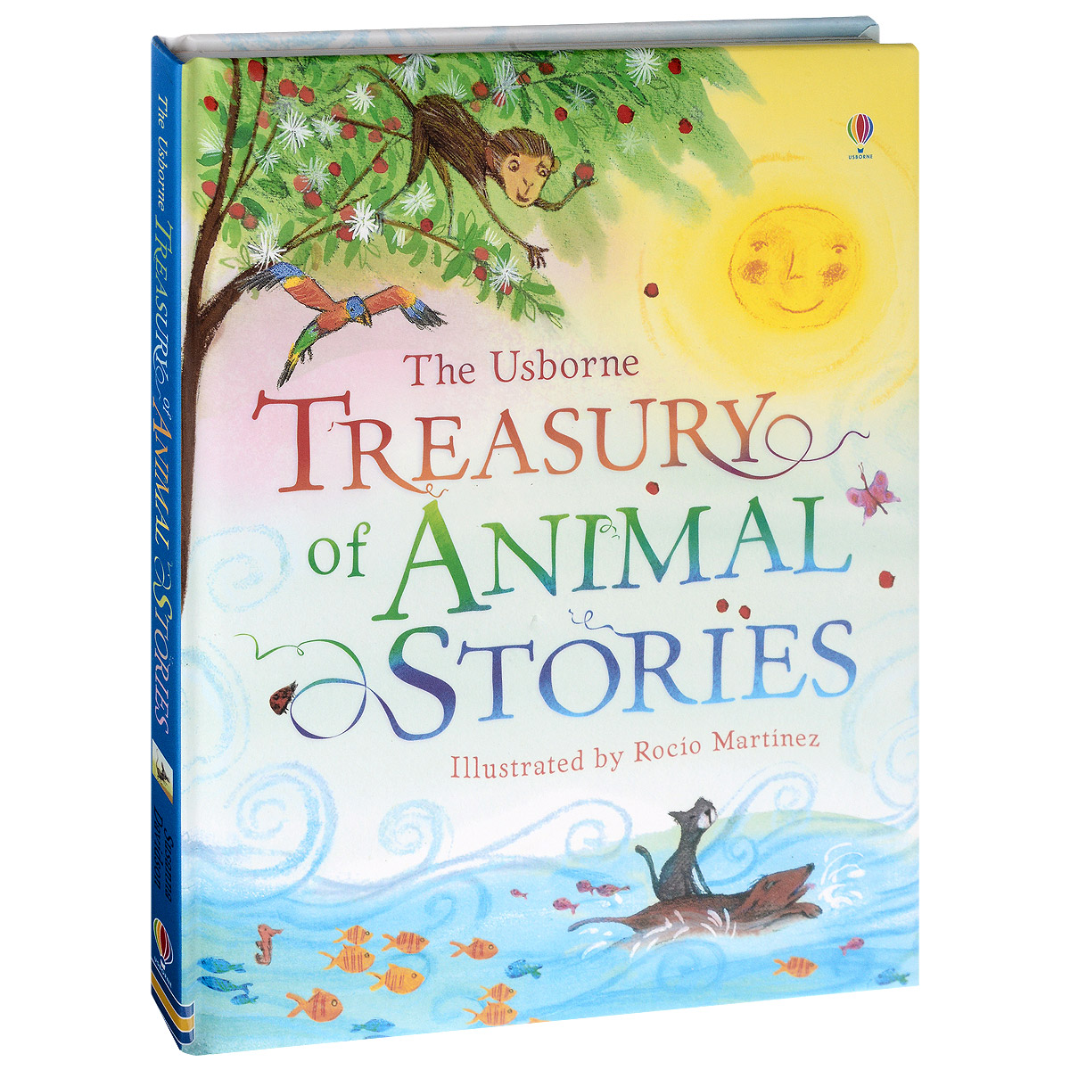 The Usborne Treasury of Animal Stories seeing things as they are