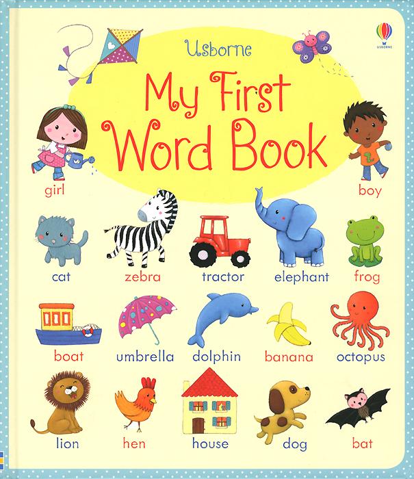 Купить My First Word Book